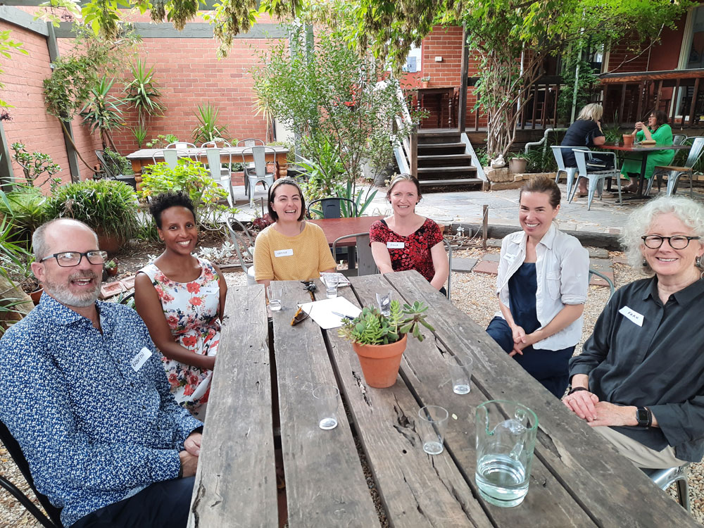 Freelance capers in Castlemaine