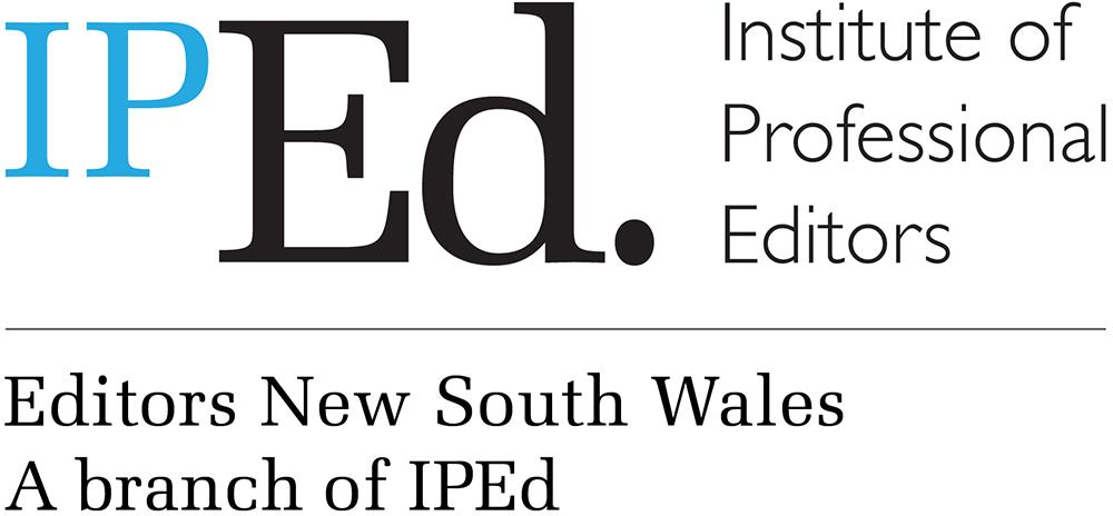 Editors New South Wales