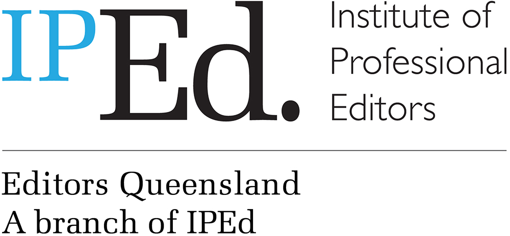 Editors Queensland