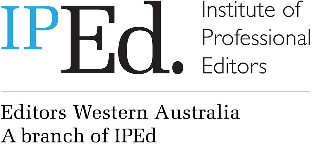 Editors Western Australia