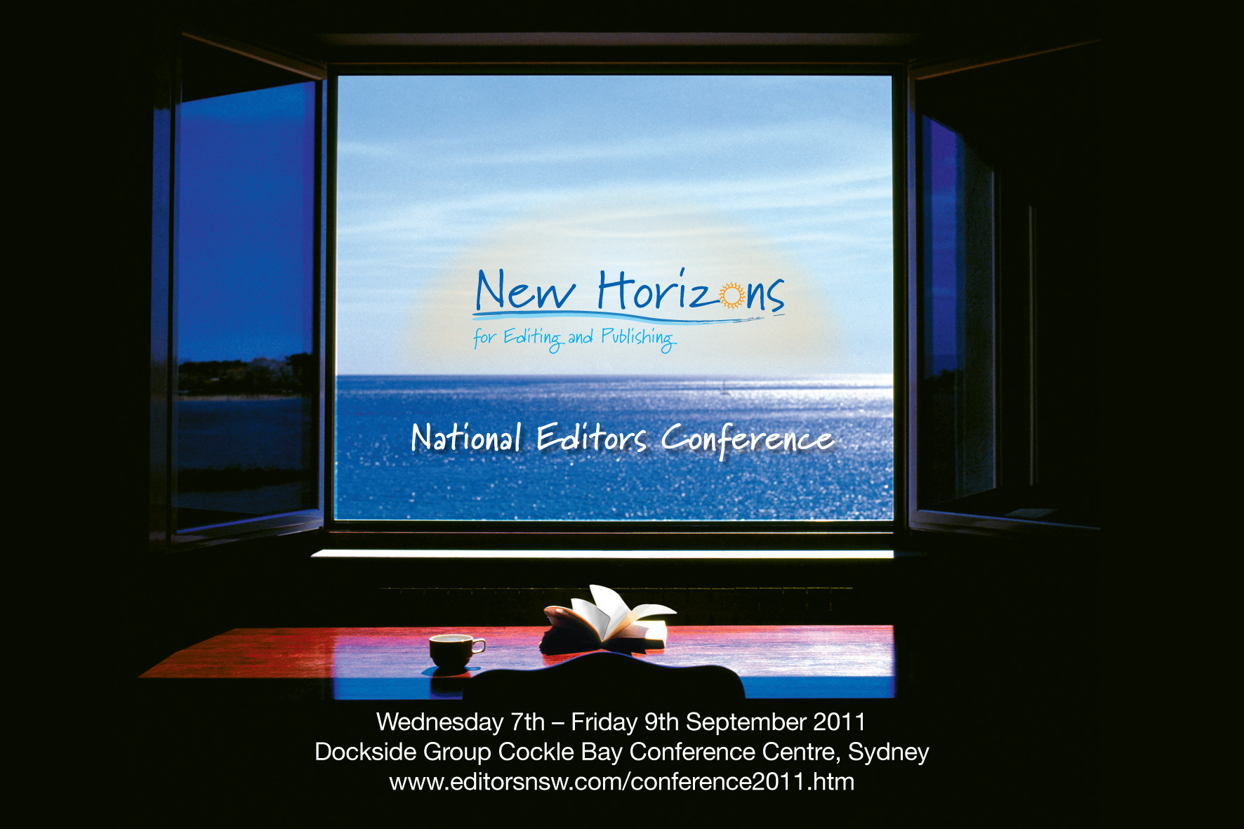New Horizons for Editing and Publishing